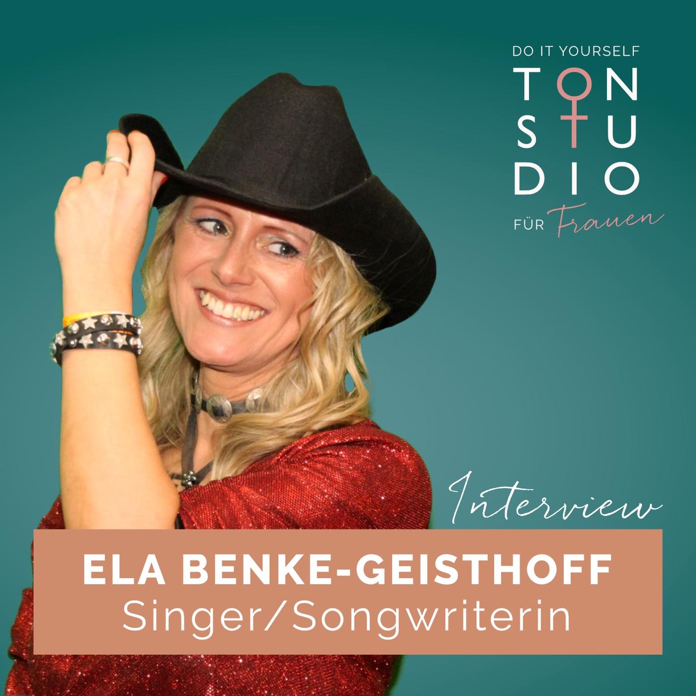 Vom Technik-Fragezeichen bis zur ersten eigenen Single (in nur wenigen Monaten) | Interview mit Ela Benke-Geisthoff