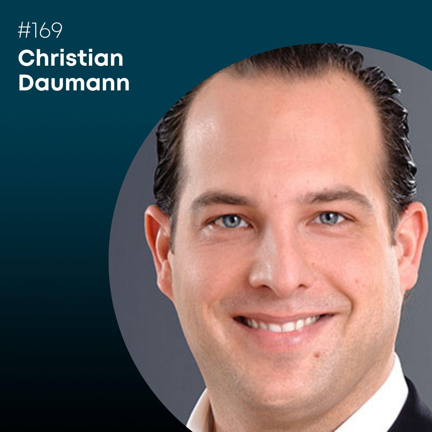Folge 169: Christian Daumann, wie entdeckt Private Equity neue Geschäftsmodelle?