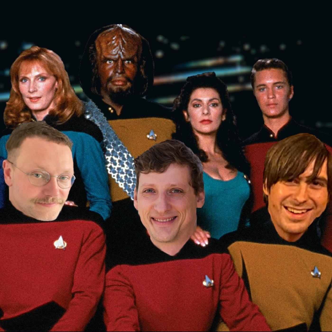 #9 Die Star Trek Utopie mit Sebastian Stoppe