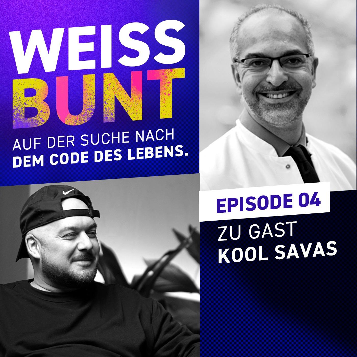 #4 - WeissBunt mit Kool Savas & Prof. Sehouli - Deutschrap trifft Medizin!