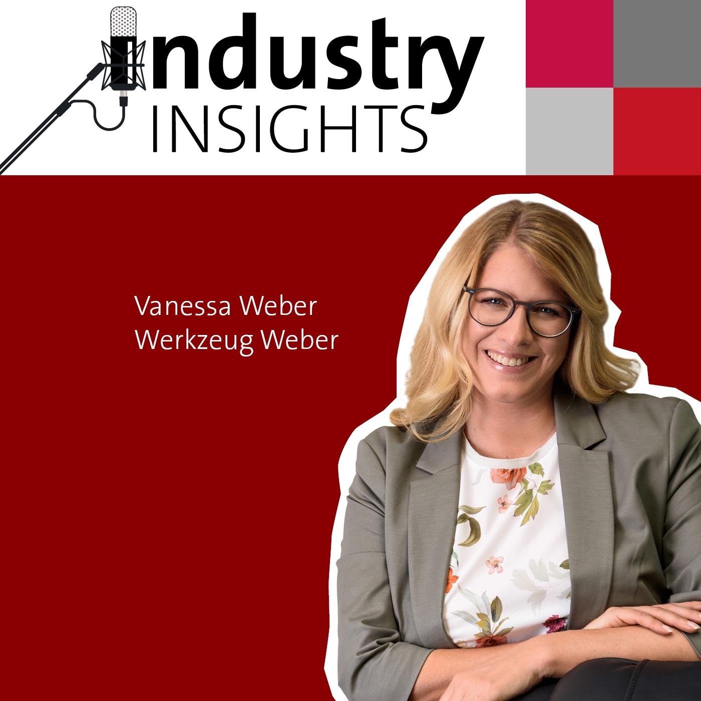 Stimme des Mittelstands Vanessa Weber über Nachfolge, Start-ups und Kooperation mit der Konkurrenz
