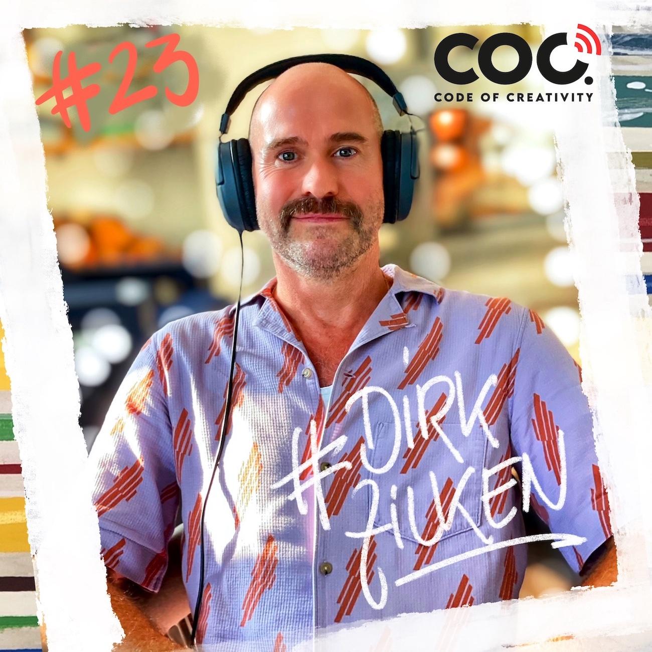 #23 Dirk Zilken - Mode und Kostümdesigner - feiner Mensch und kreativer Geist
