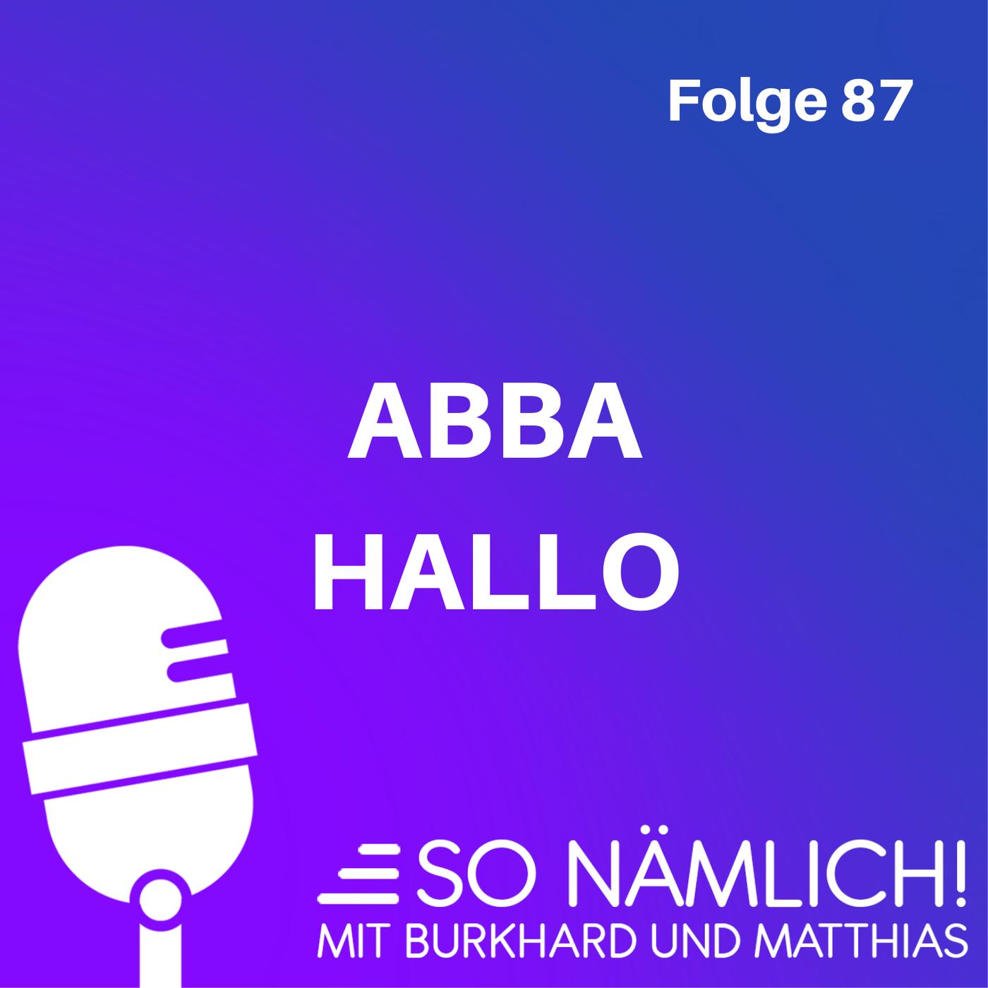 ABBA Hallo