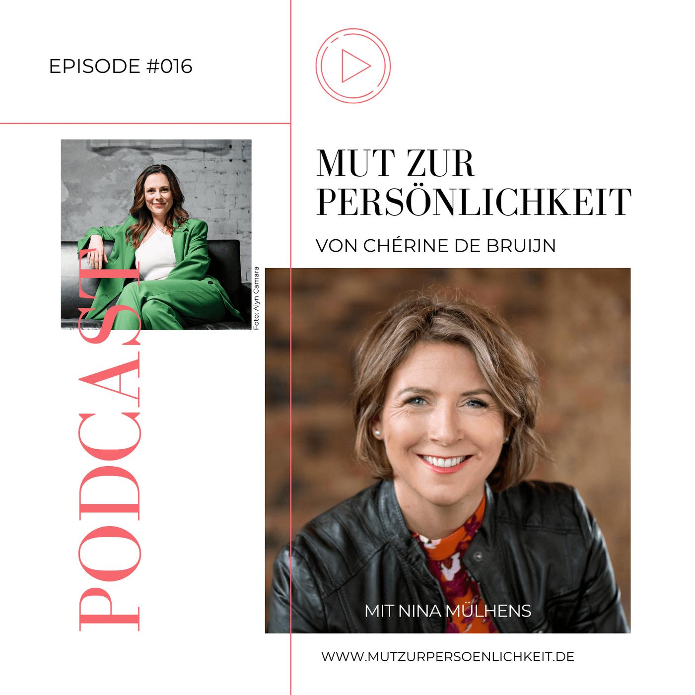 #016: Im Talk mit Nina Mülhens