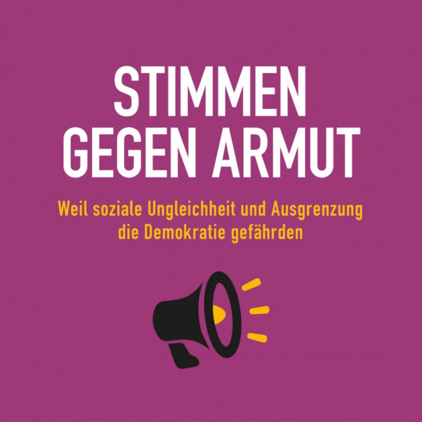 Buchpräsentation: Stimmen gegen Armut