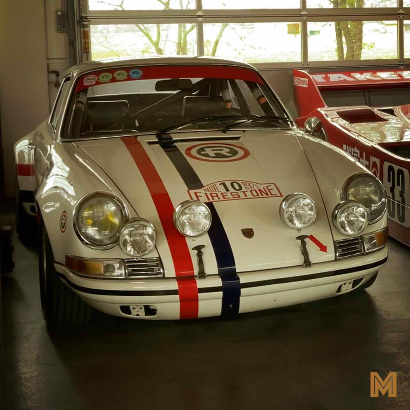 Der Porsche 911 S/T – mit Stefan Bogner