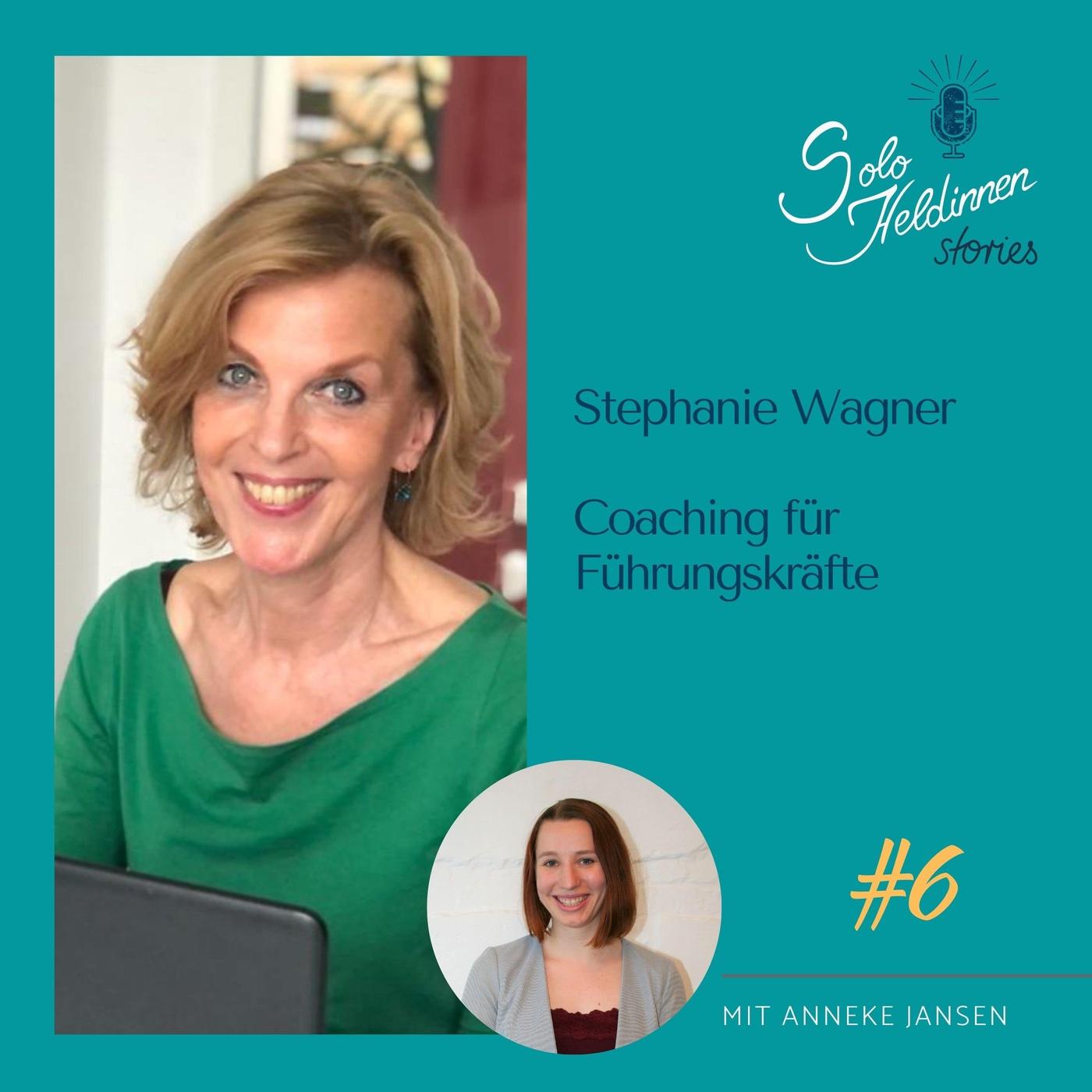 Stephanie Wagners Heldinnenreise