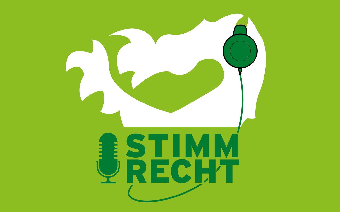 STIMMRECHT - der  Podcast der Steirischen Volkspartei