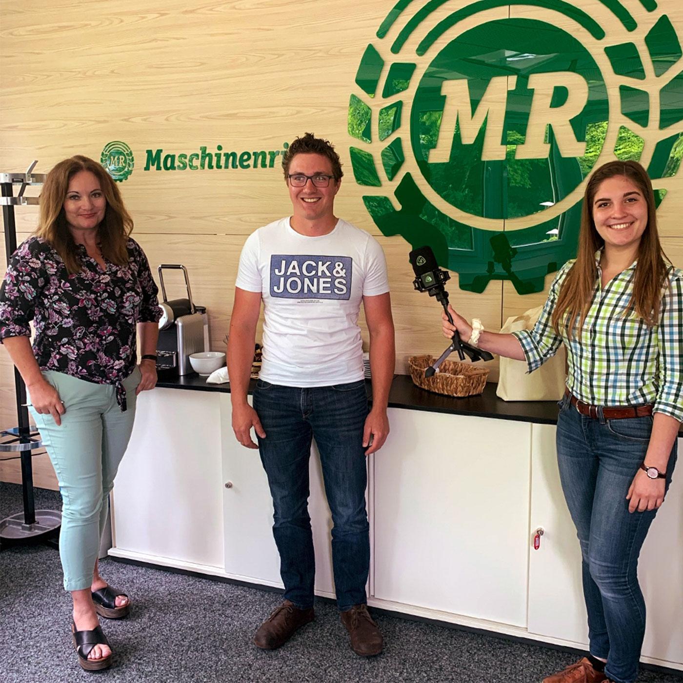 Zusammen Zukunft schaffen – Maschinenring feat. Landjugend