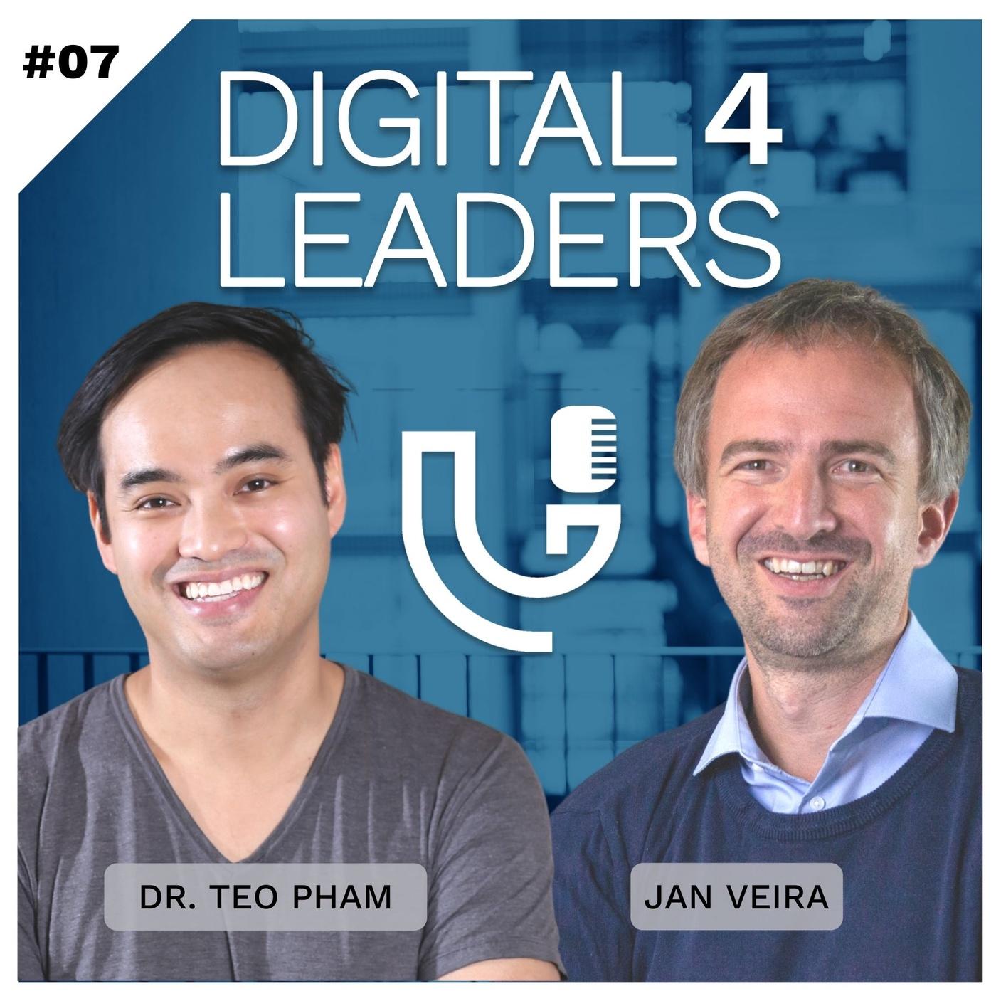 #7 Digital Marketing - Was muss ich wissen, was soll ich tun? - mit Dr. Teo Pham