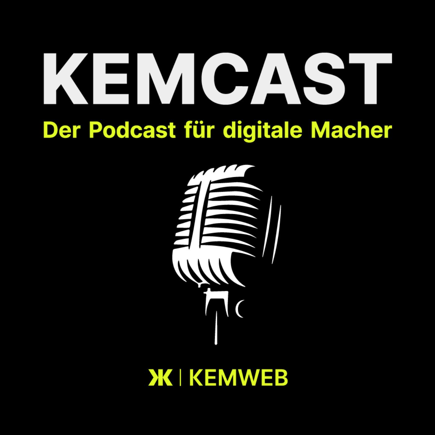 Social Media Management: Kurz und Knackig - KEMCAST #2
