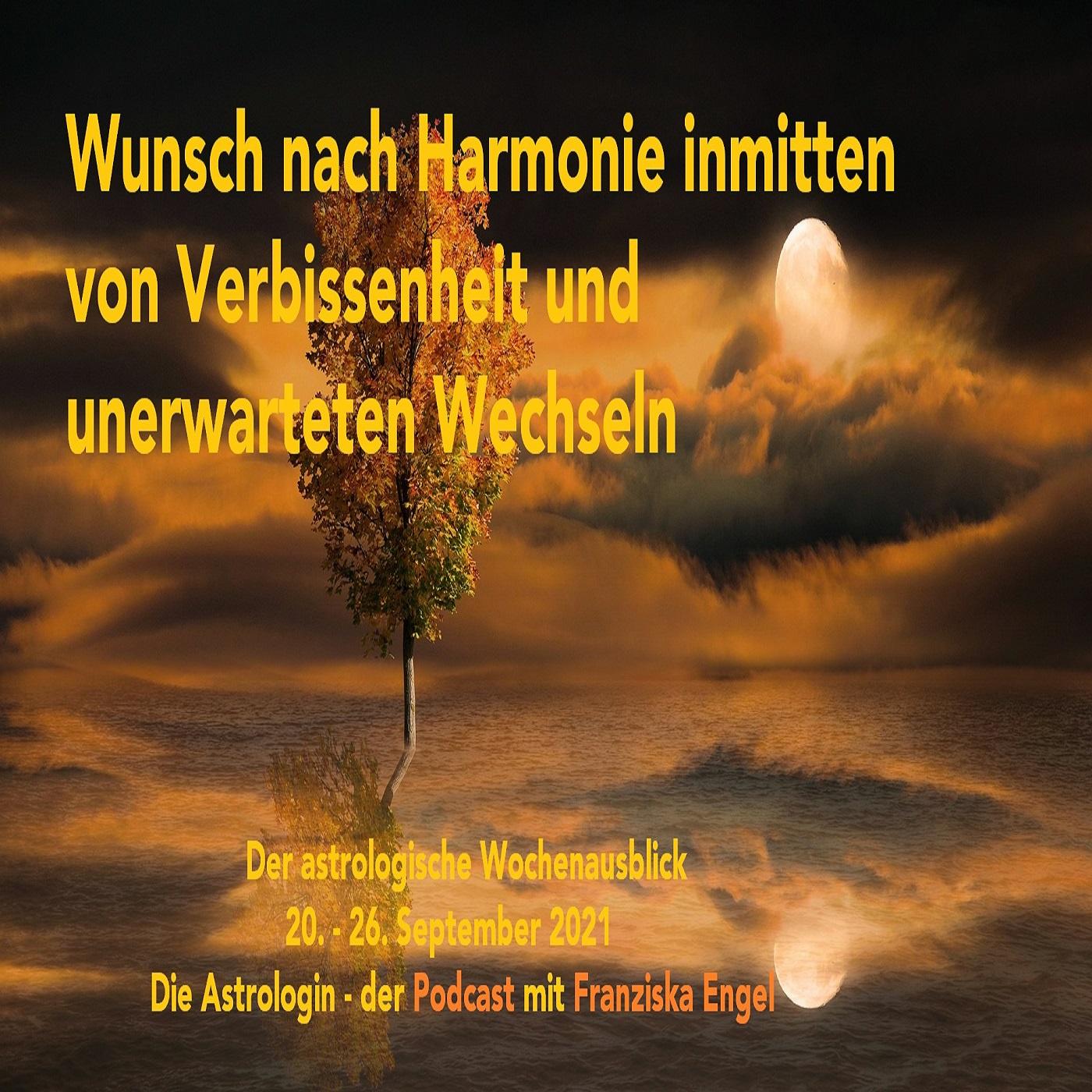 Wunsch nach Harmonie inmitten von Verbissenheit und unerwarteten Wechseln