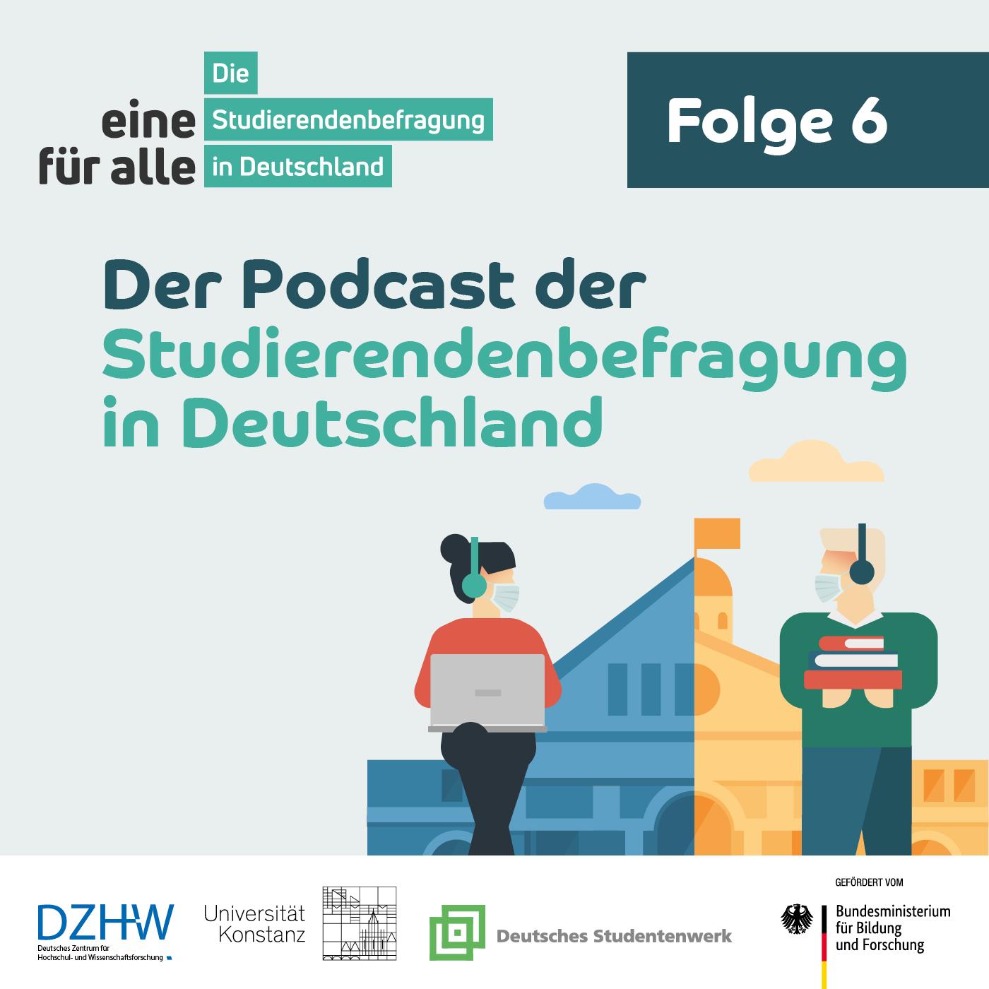 #einefüralle - jobben, wohnen - soziale Ungleichheit im Studium.