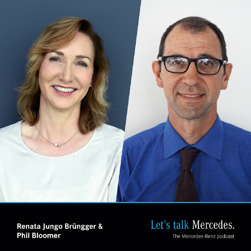 #15 Making human rights a priority: fair play within e-mobility – Renata Jungo Brüngger und Phil Bloomer
