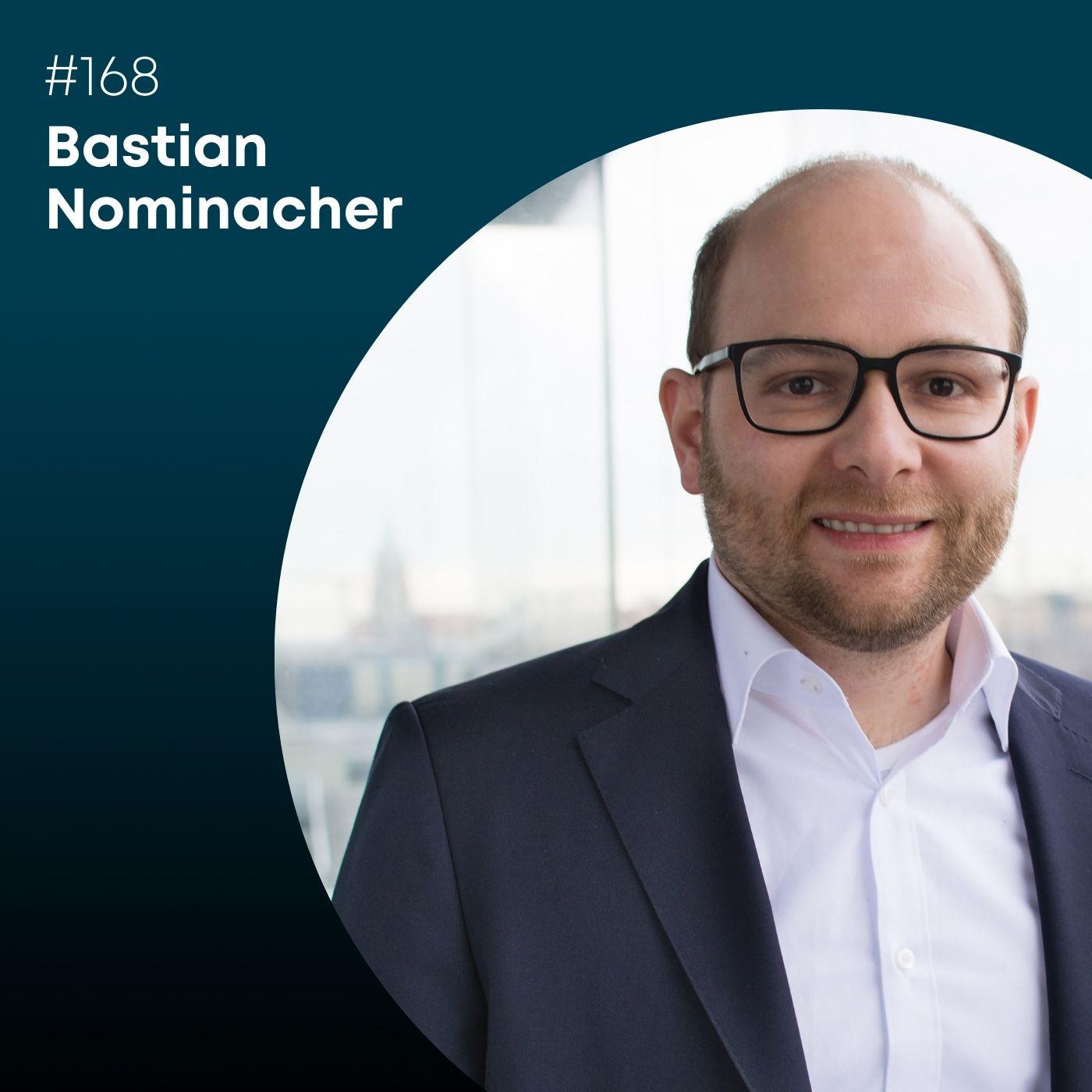 Folge 168: Bastian Nominacher, wie ist Celonis zum ersten deutschen Decacorn geworden?