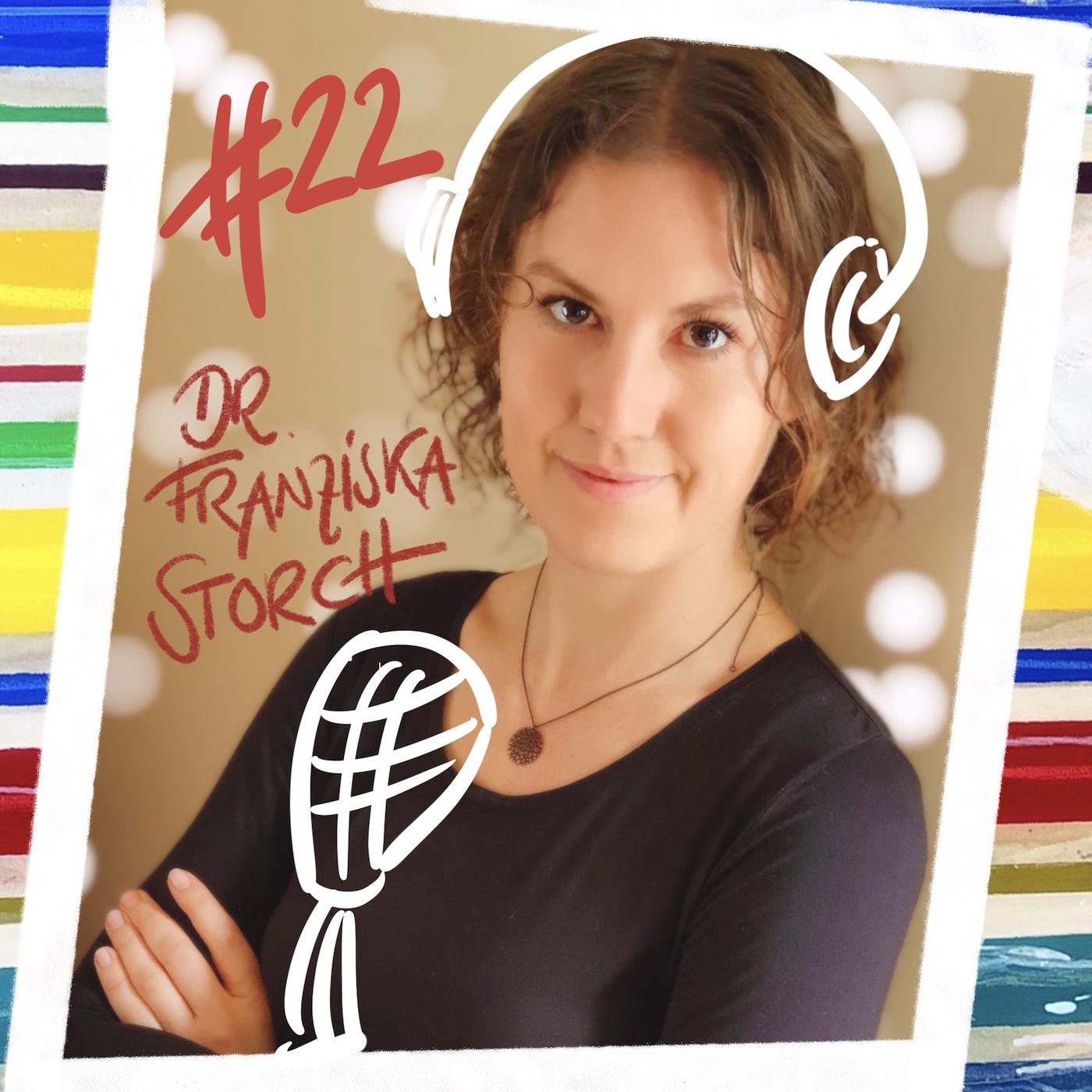 #22 Dr. Franziska Storch - Kunsthistorikerin - Gründerin SALOON - Hamburg