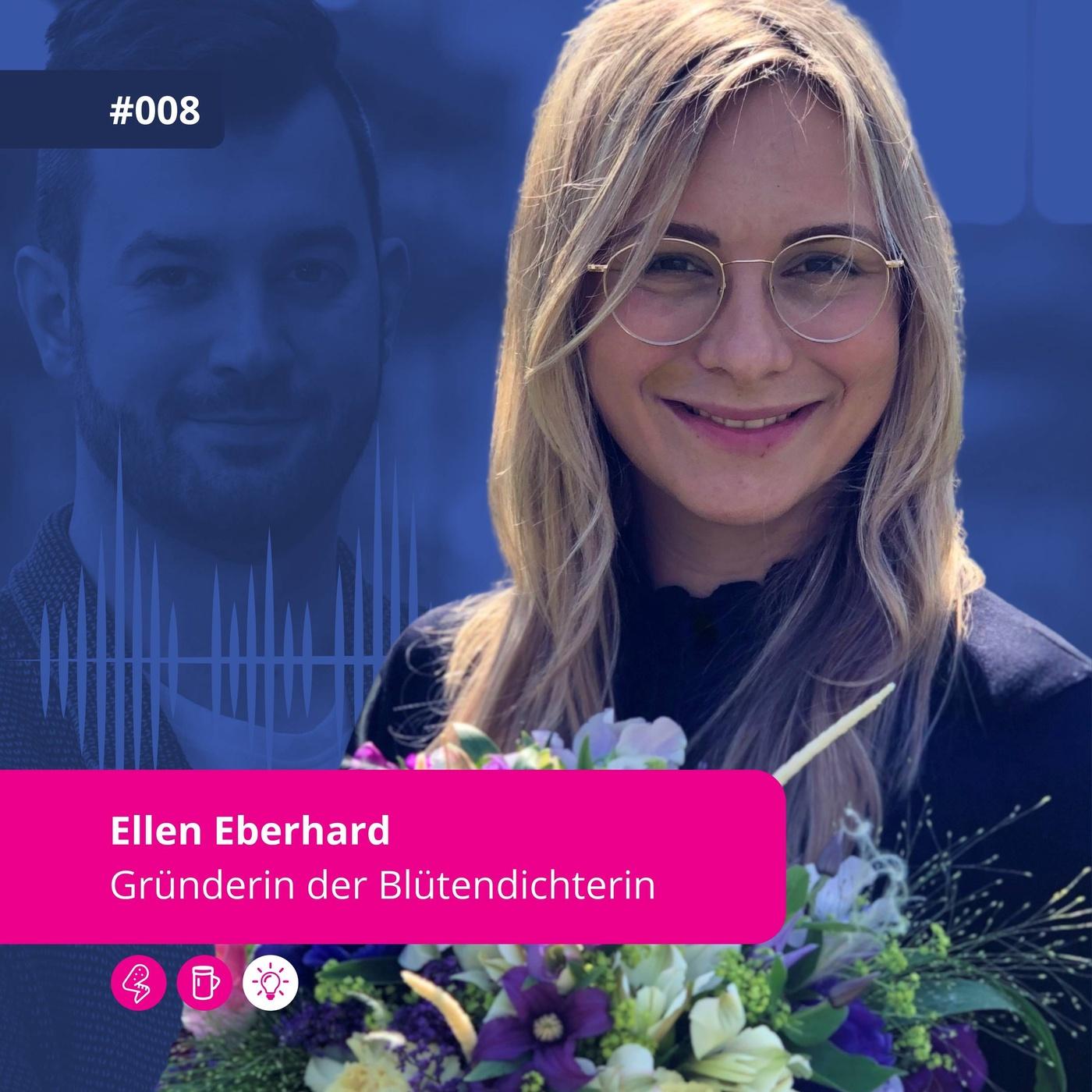 flivii #008 mit Ellen Eberhard von der Blütendichterin