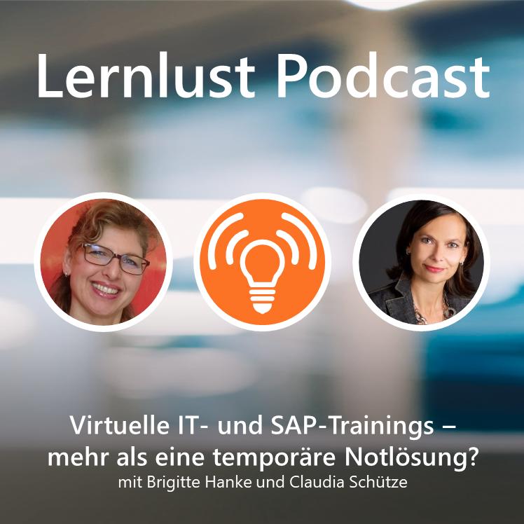 LERNLUST #6 // Virtuelle IT- und SAP-Trainings - mehr als eine temporäre Notlösung?