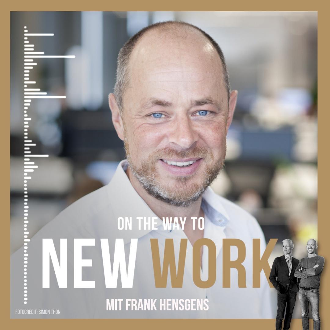 #267 mit Frank Hensgens, Managing Director INDEED | DACH