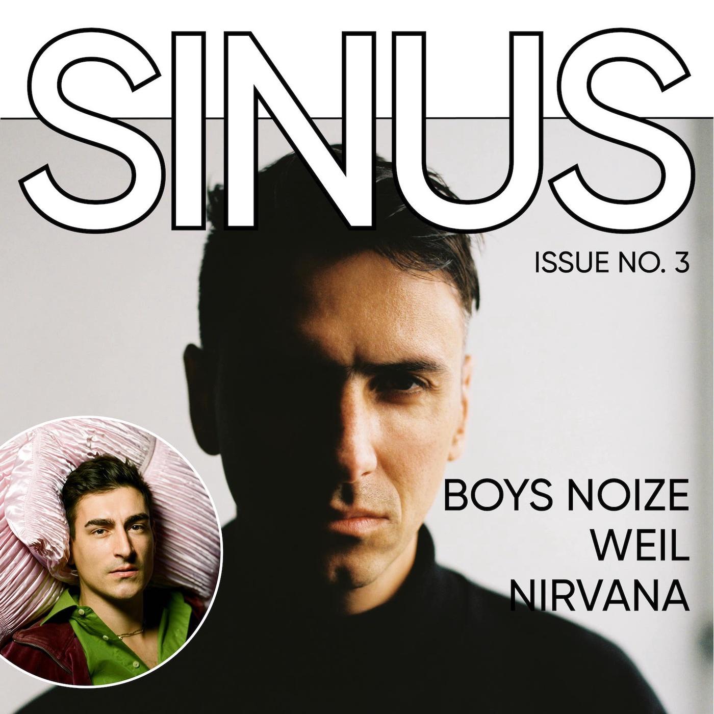 #3 Boys Noize, Nirvana, WEIL