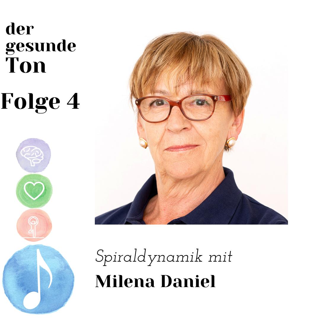 Spiraldynamik - zu Gast Milena Daniel