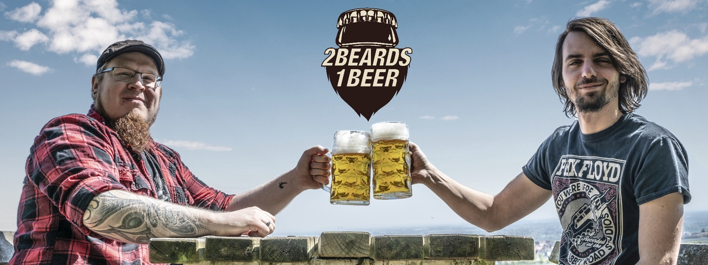 2 Beards 1 Beer