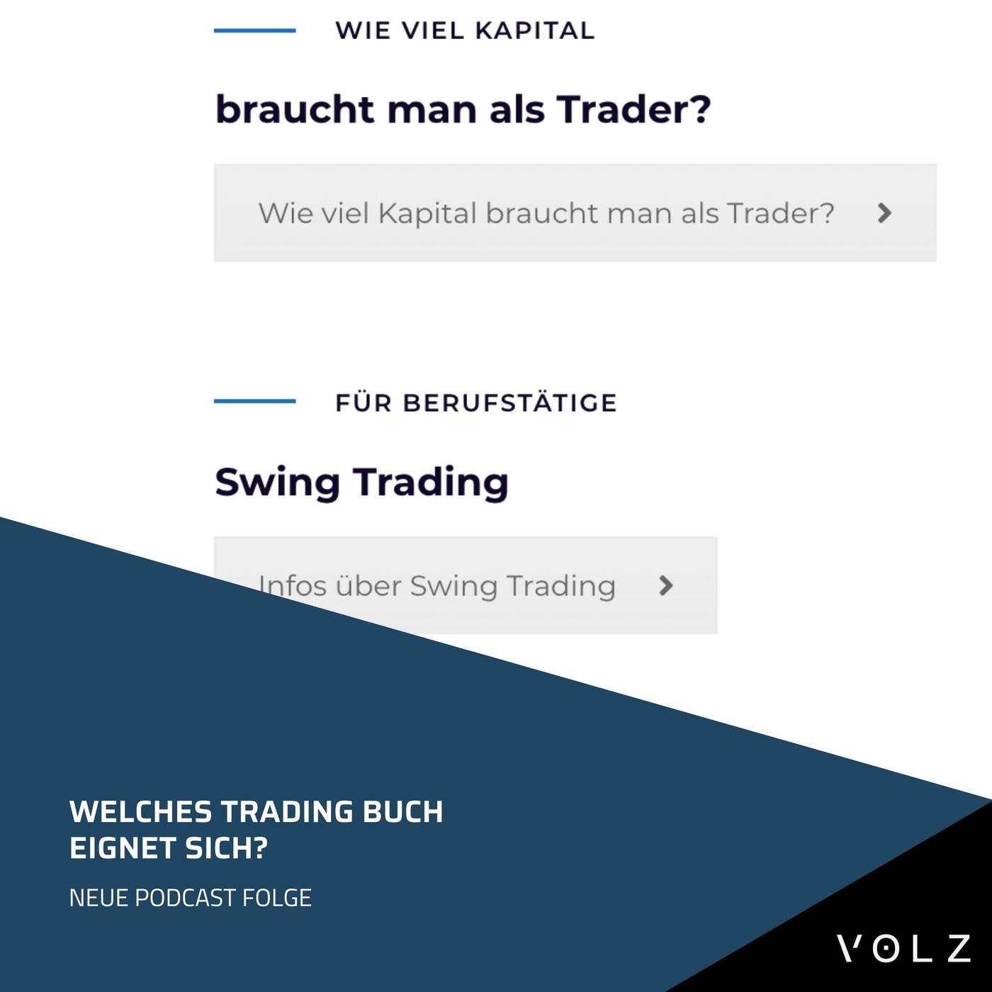 📈 Welches Buch ist das Richtige zum Traden lernen?