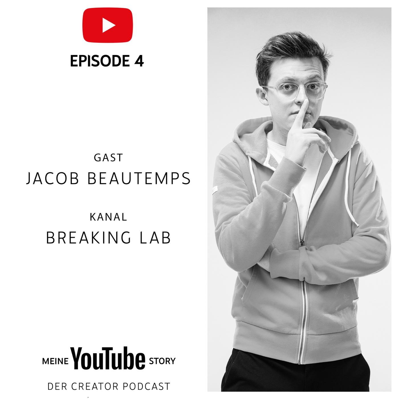 Jacob von Breaking Lab