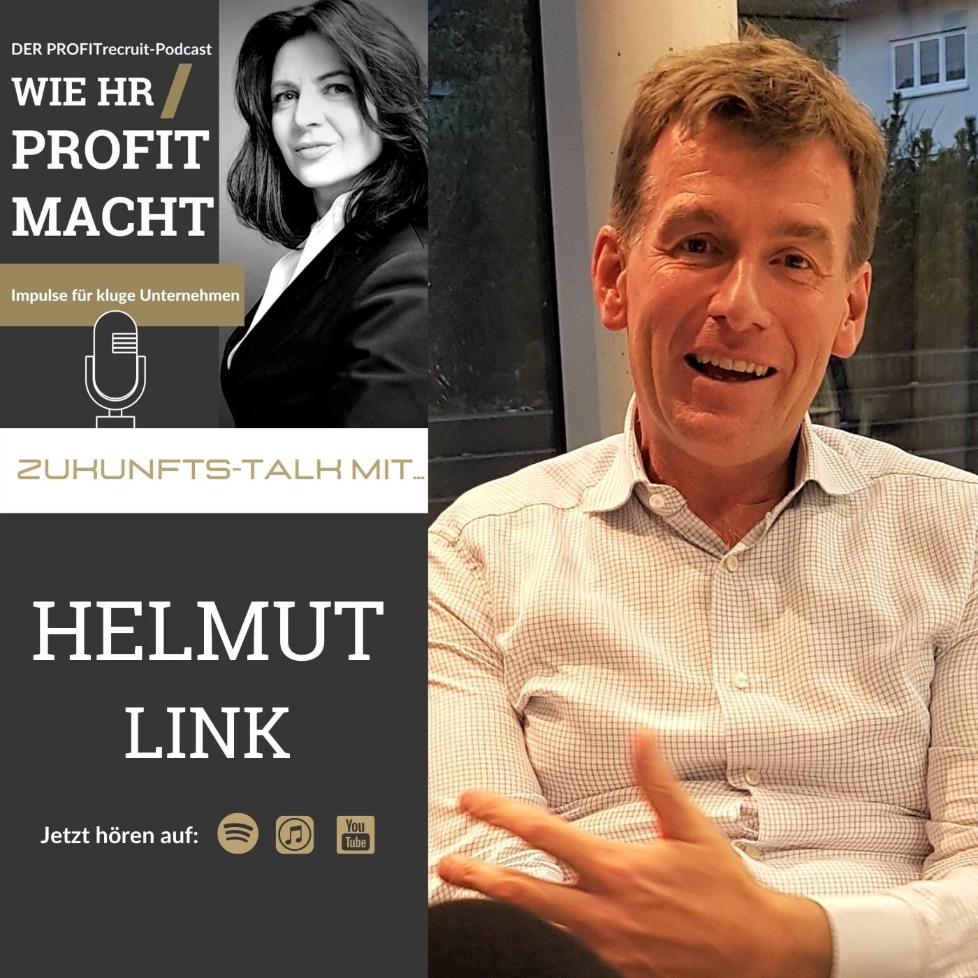 #19 Arbeit neu gedacht - Im Zukunftstalk mit Helmut Link