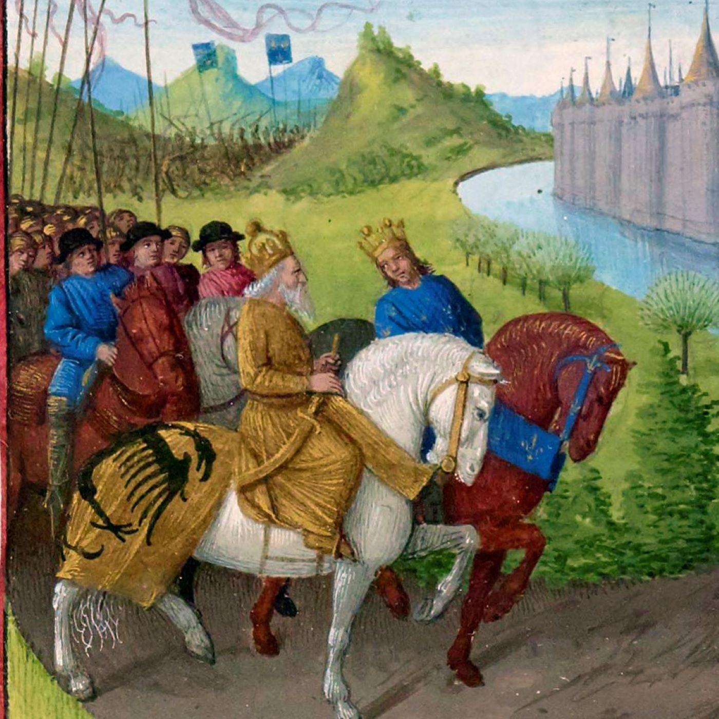 GEU-K003: Der zweite Kreuzzug (1147-1149), mit Dr. Alexander Berner