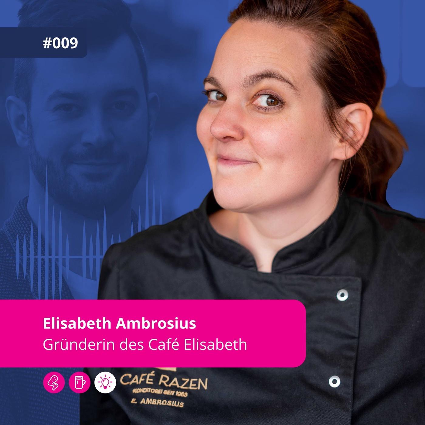 flivii #009 mit Elisabeth Ambrosius vom Café Razen und Café Elisabeth