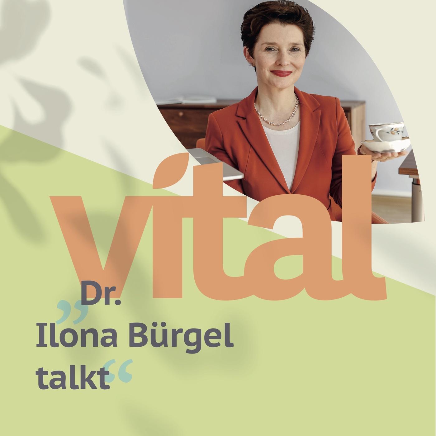 Dr. Ilona Bürgel talkt: Relax doch mal!