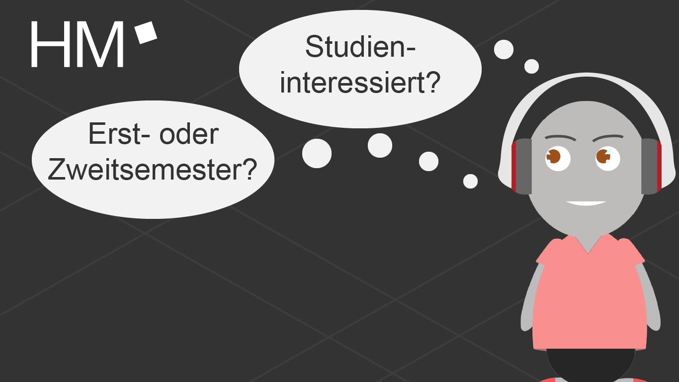 HM »Hör mal rein« - Der Podcast der Studienberatung