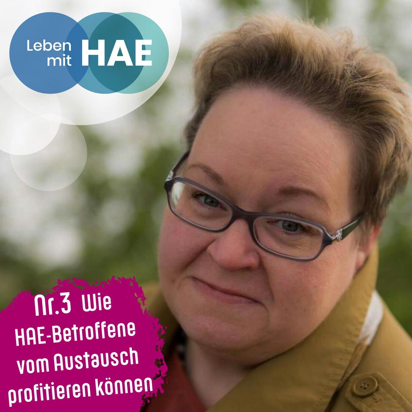 Wie HAE-Betroffene vom Austausch profitieren können