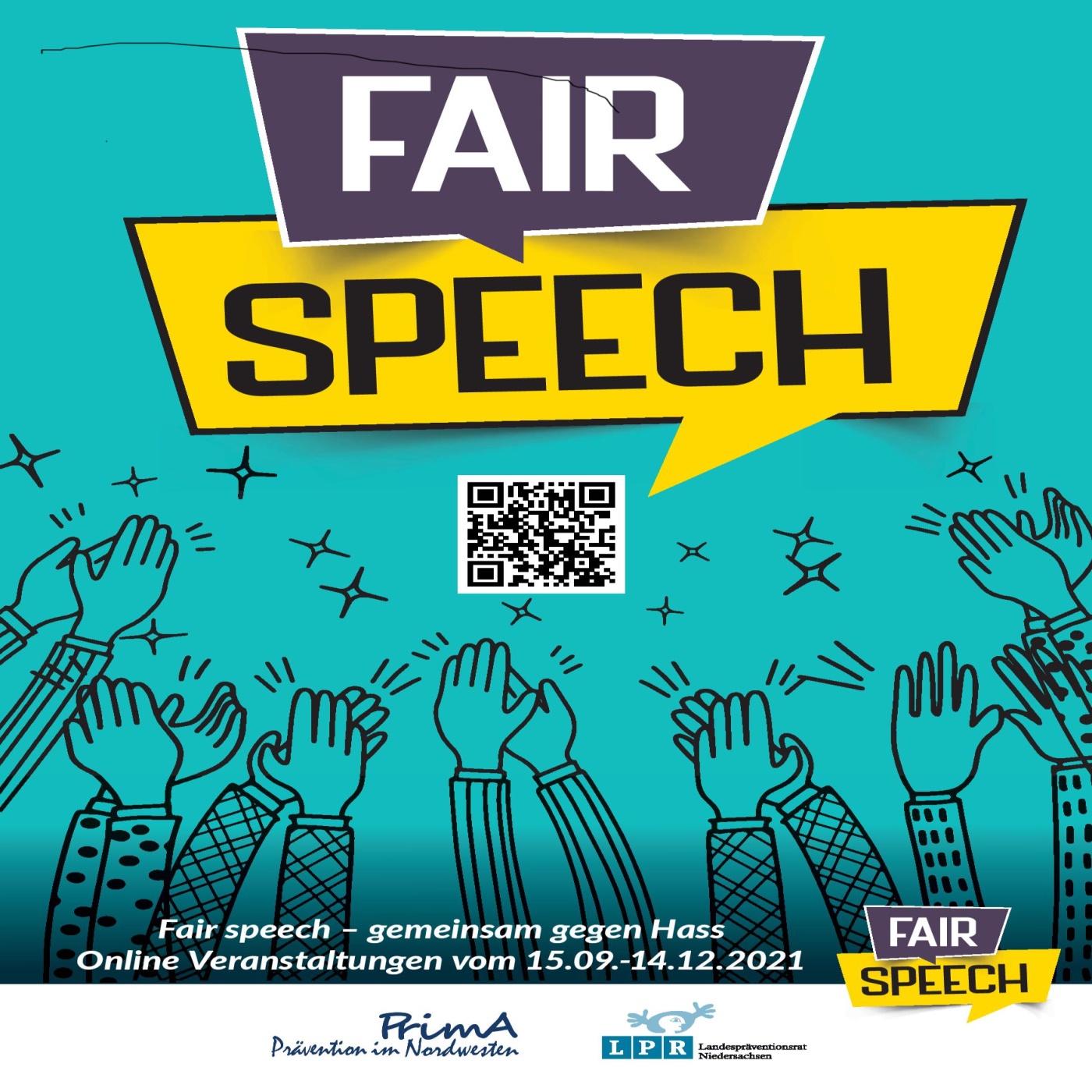 FAIR SPEECH (2) - gemeinsam gegen Hass