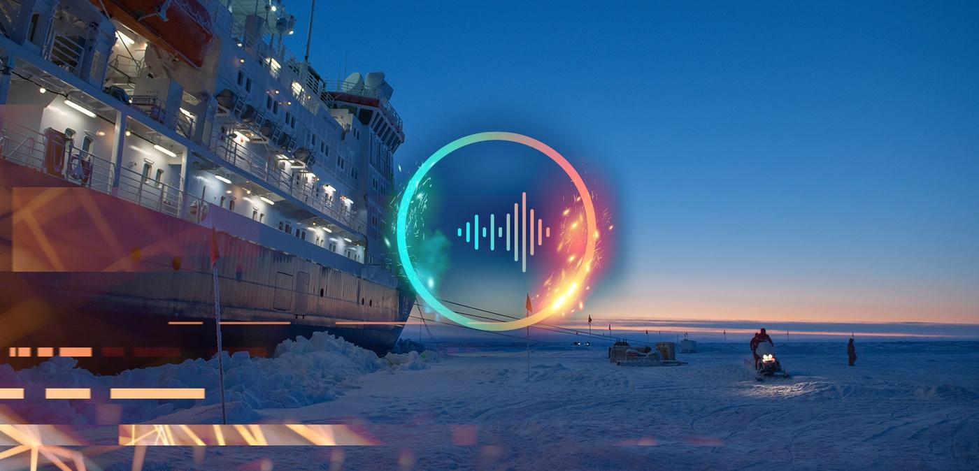 Anruf aus der Arktis