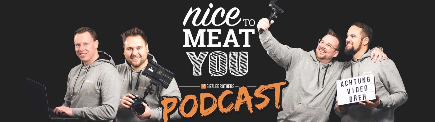 NICE.TO.MEAT.YOU - Der Grillpodcast