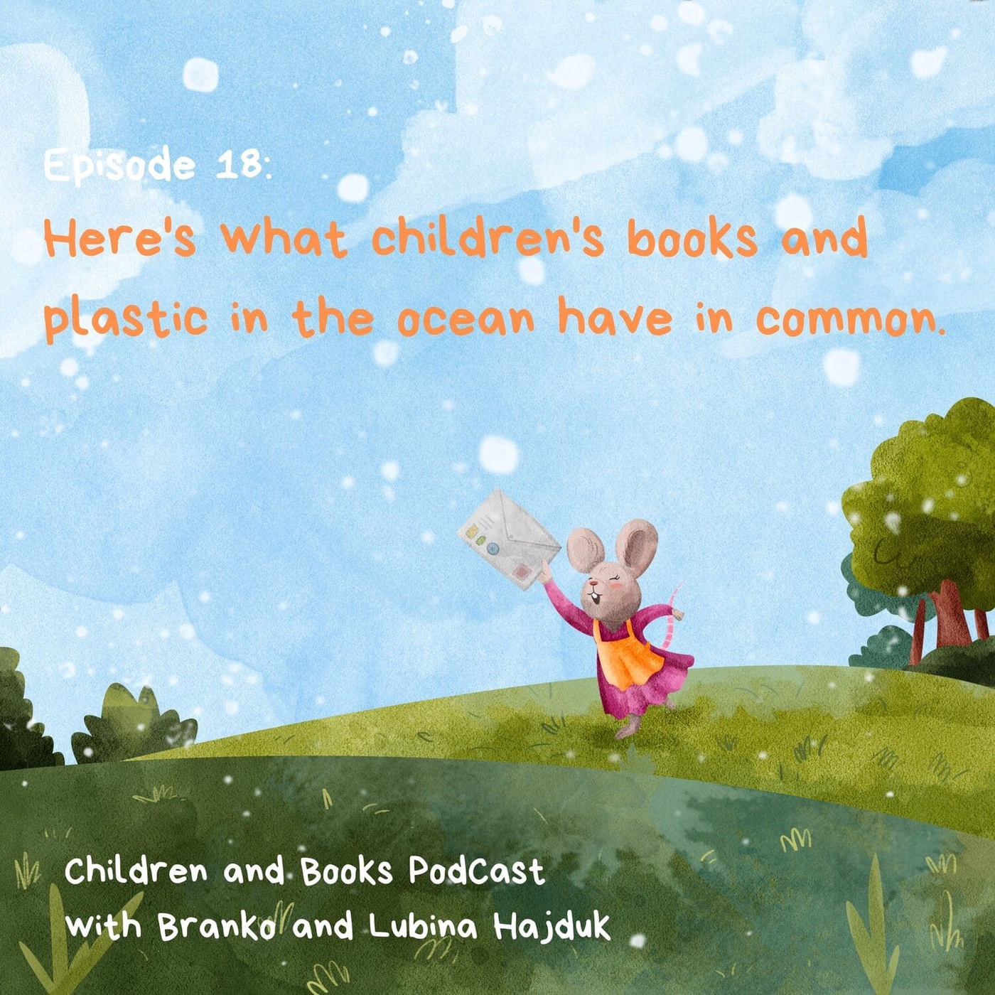 Here's what children's books and plastic in the ocean have to do with each other - Children and Books