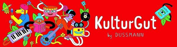 KulturGut: Der Dussmann Podcast.
