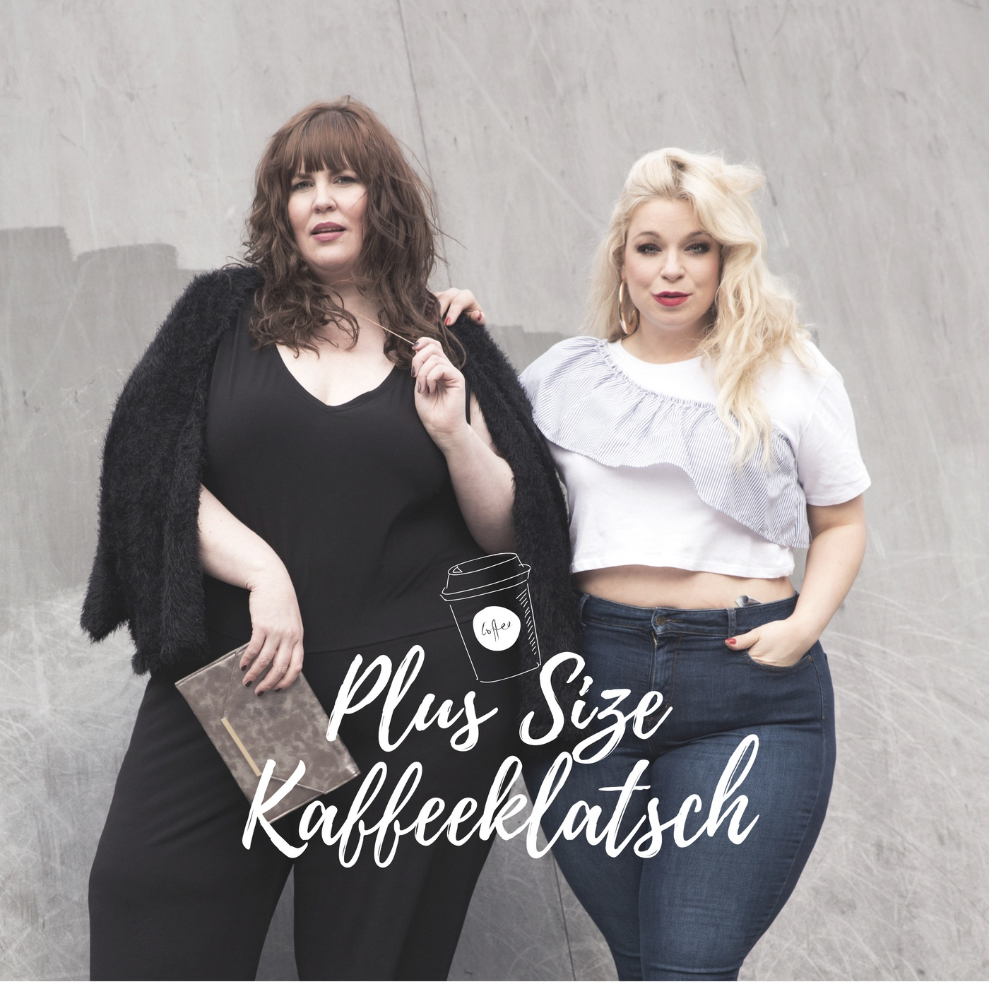 Plus Size Kaffeeklatsch