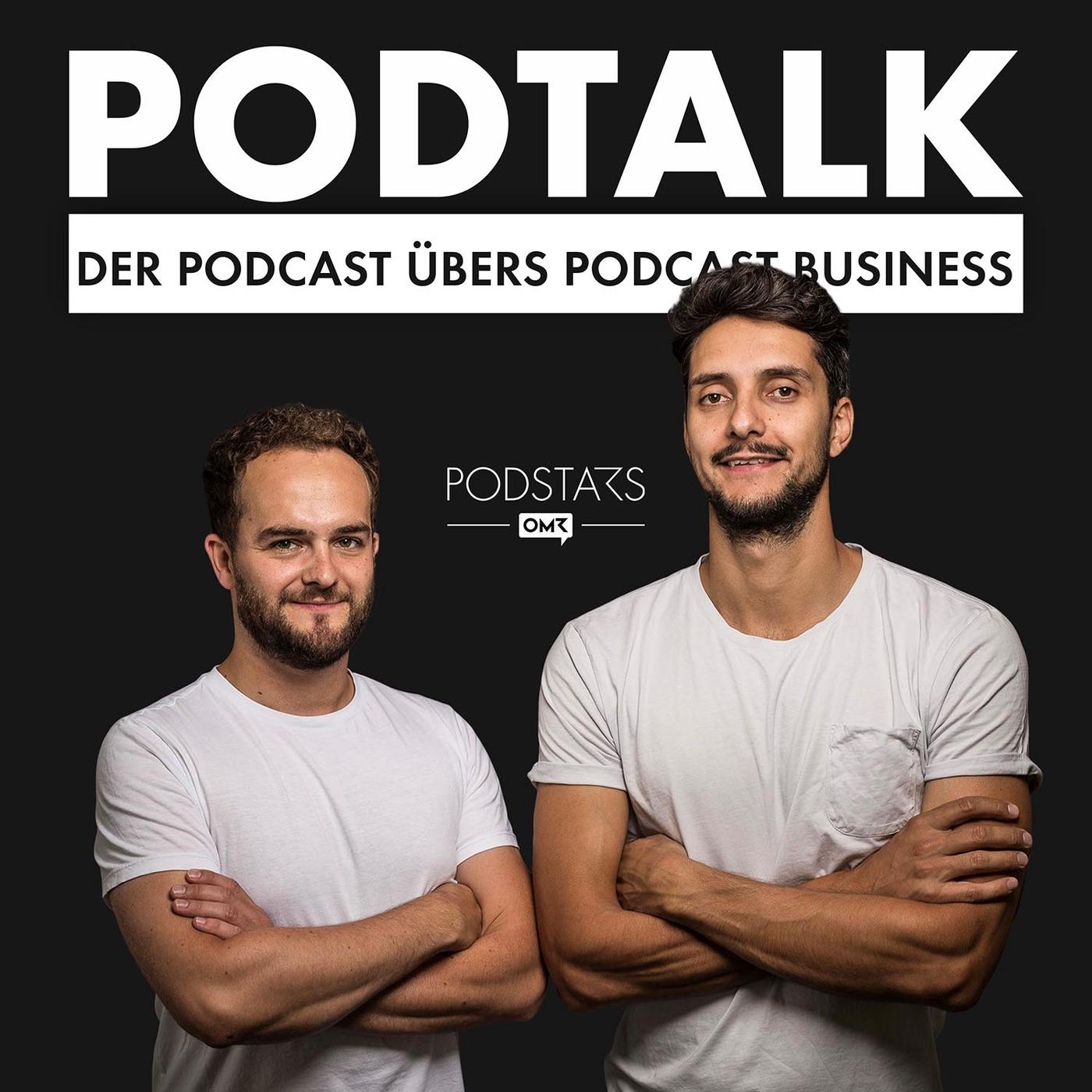 PodTalk #20 Prognosen für 2021 und ein Interview mit Michael Hoeweler (Amazon Music Deutschland)