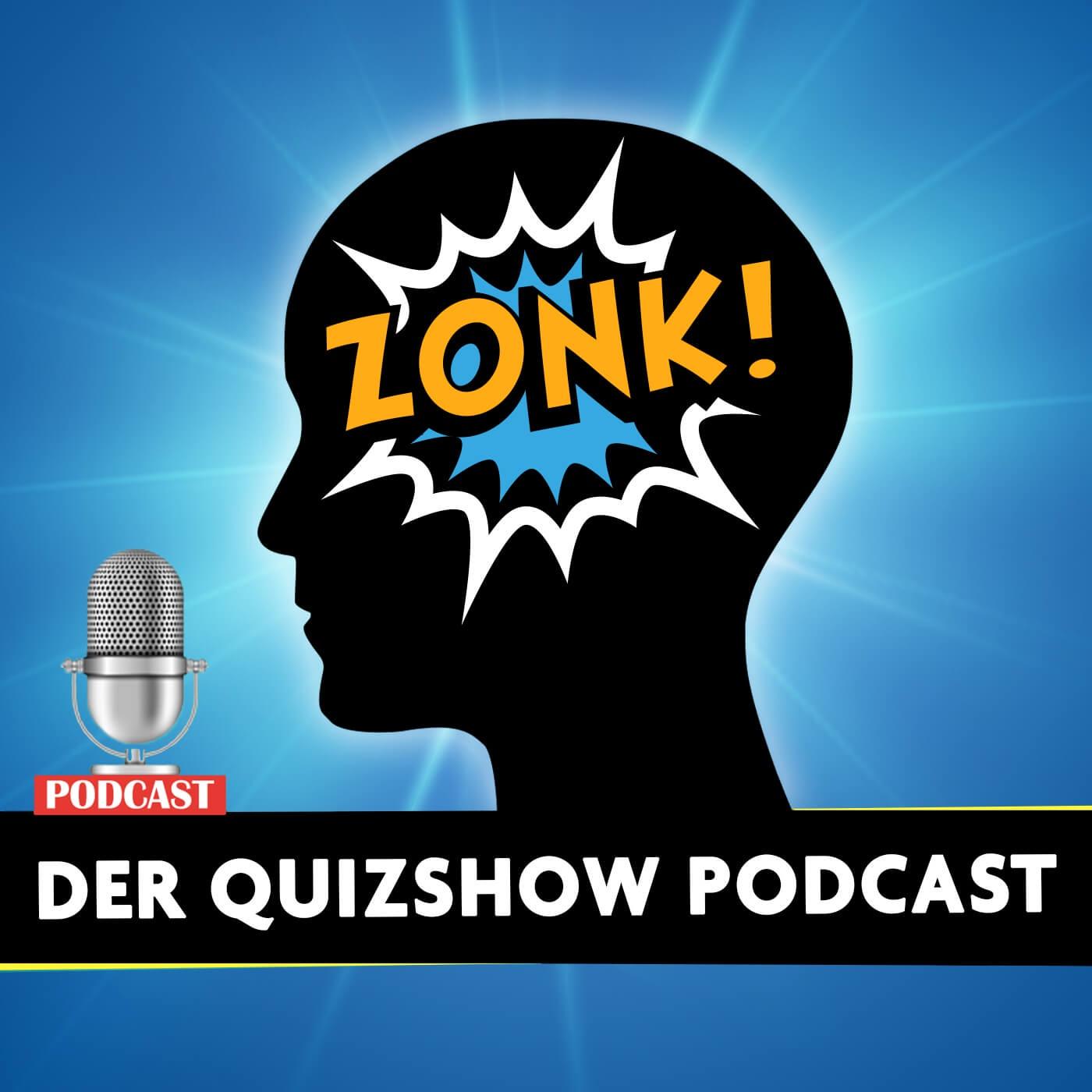 ZONK! Der Quizshow Podcast | Das Allgemeinwissen Rätsel Quiz mit Lösungen