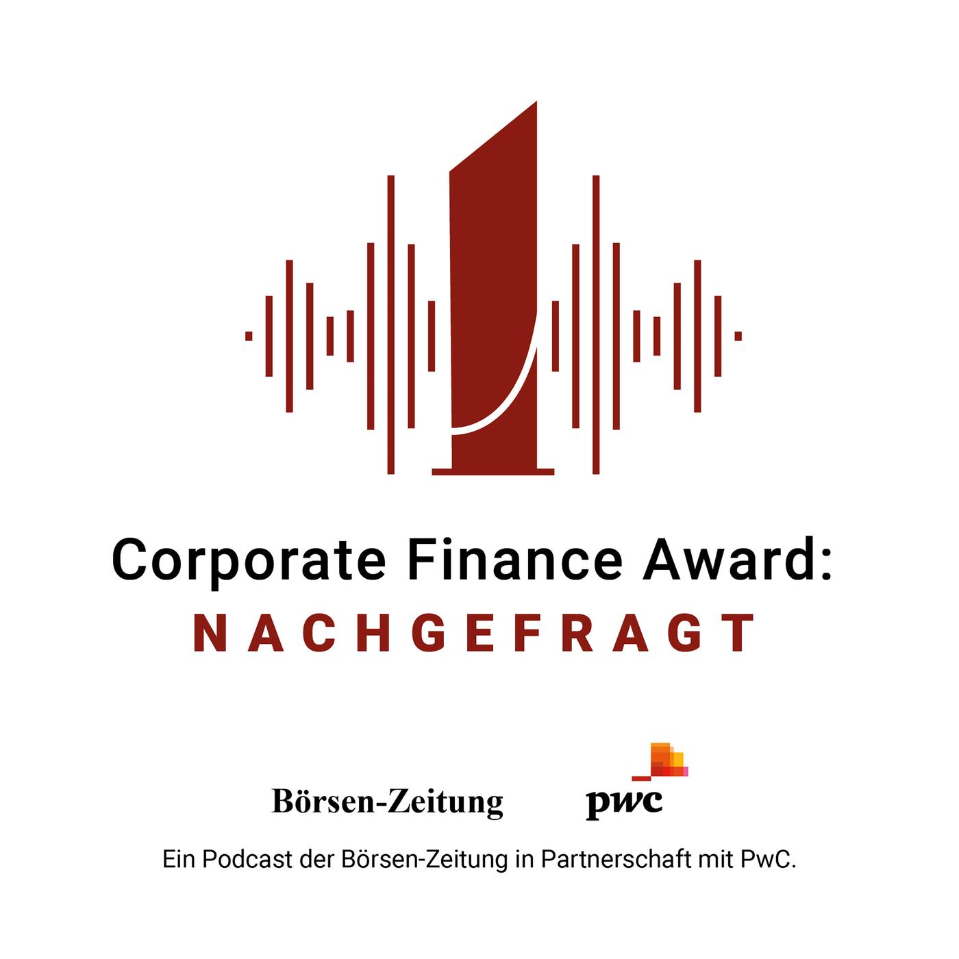 Large Caps: Roland Busch und Ralf Thomas (CEO und CFO Siemens)