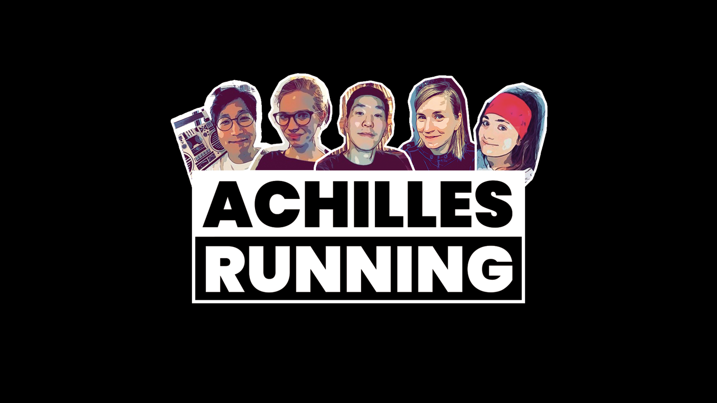 Achilles Running Podcast