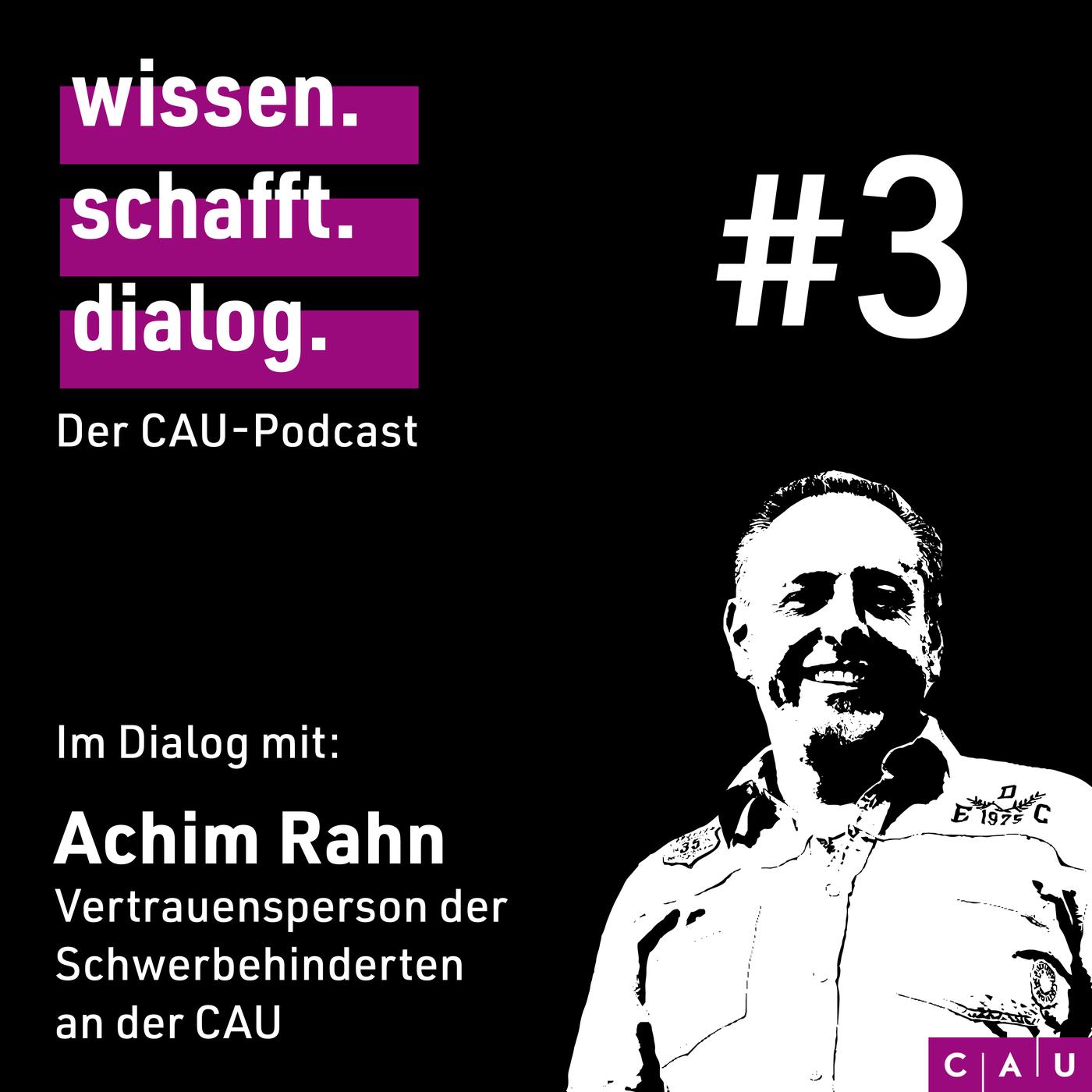 Im Dialog mit: Achim Rahn