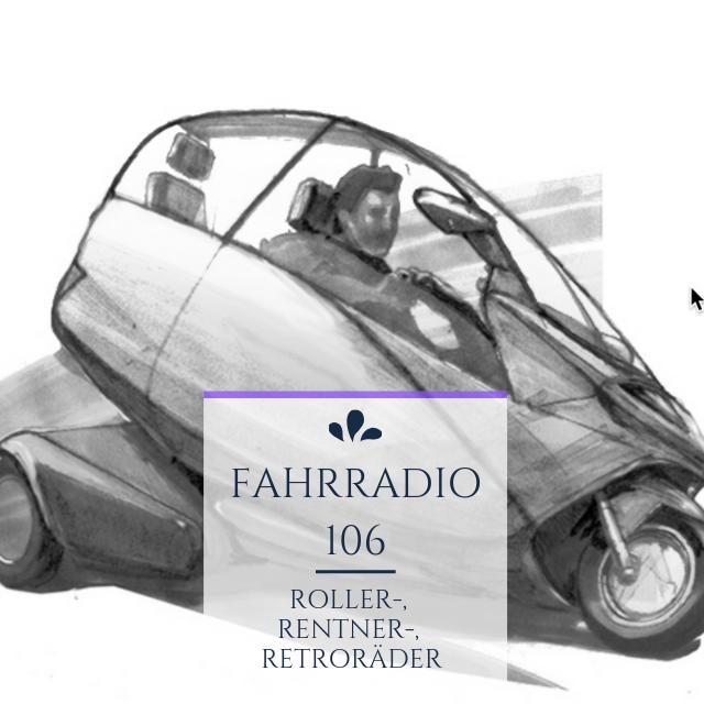Podcast 106 – Roller-, Rentner-, Retroräder