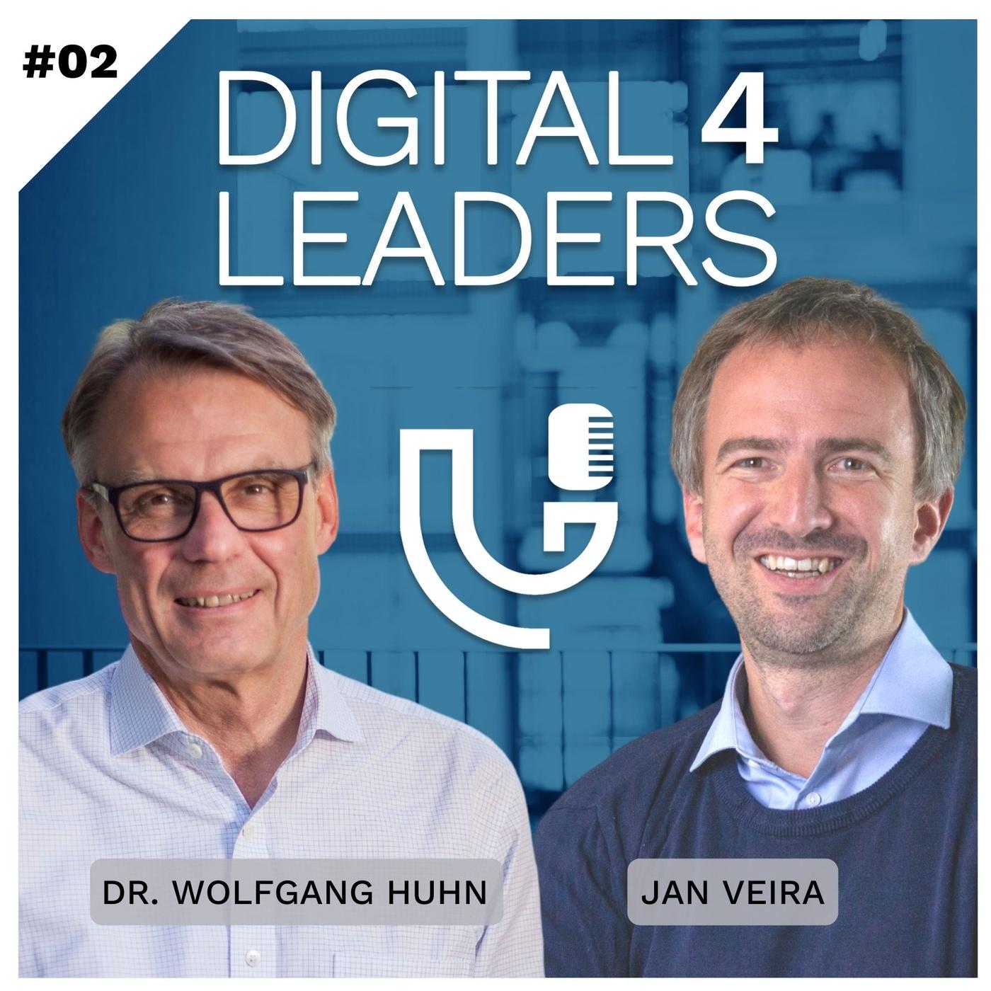 #2 Digitalisierung in Deutschland, eine Bestandsaufnahme – mit U4I-Gründer Dr. Wolfgang Huhn