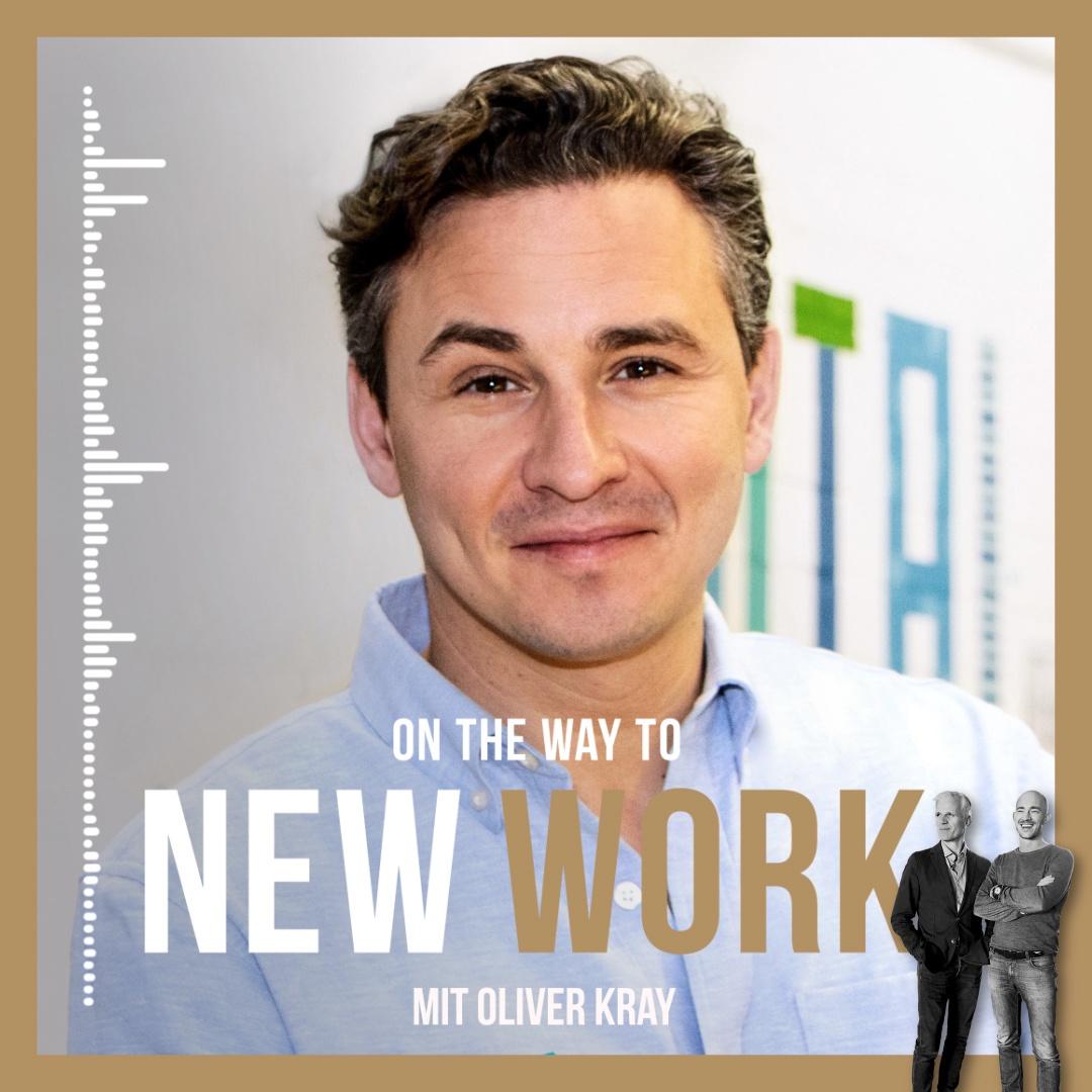 #270 mit Oliver Kray, Founder & CEO at MyPostcard | Tech Entrepreneur & artist