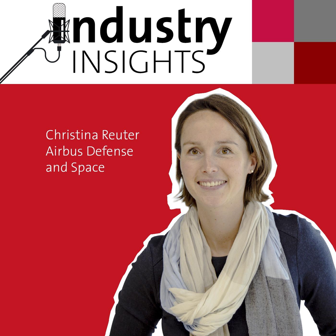 Christina Reuter über Digitalisierung bei Airbus, ihr Kion-Aufsichtsratsmandat und Frauen in technischen Berufen