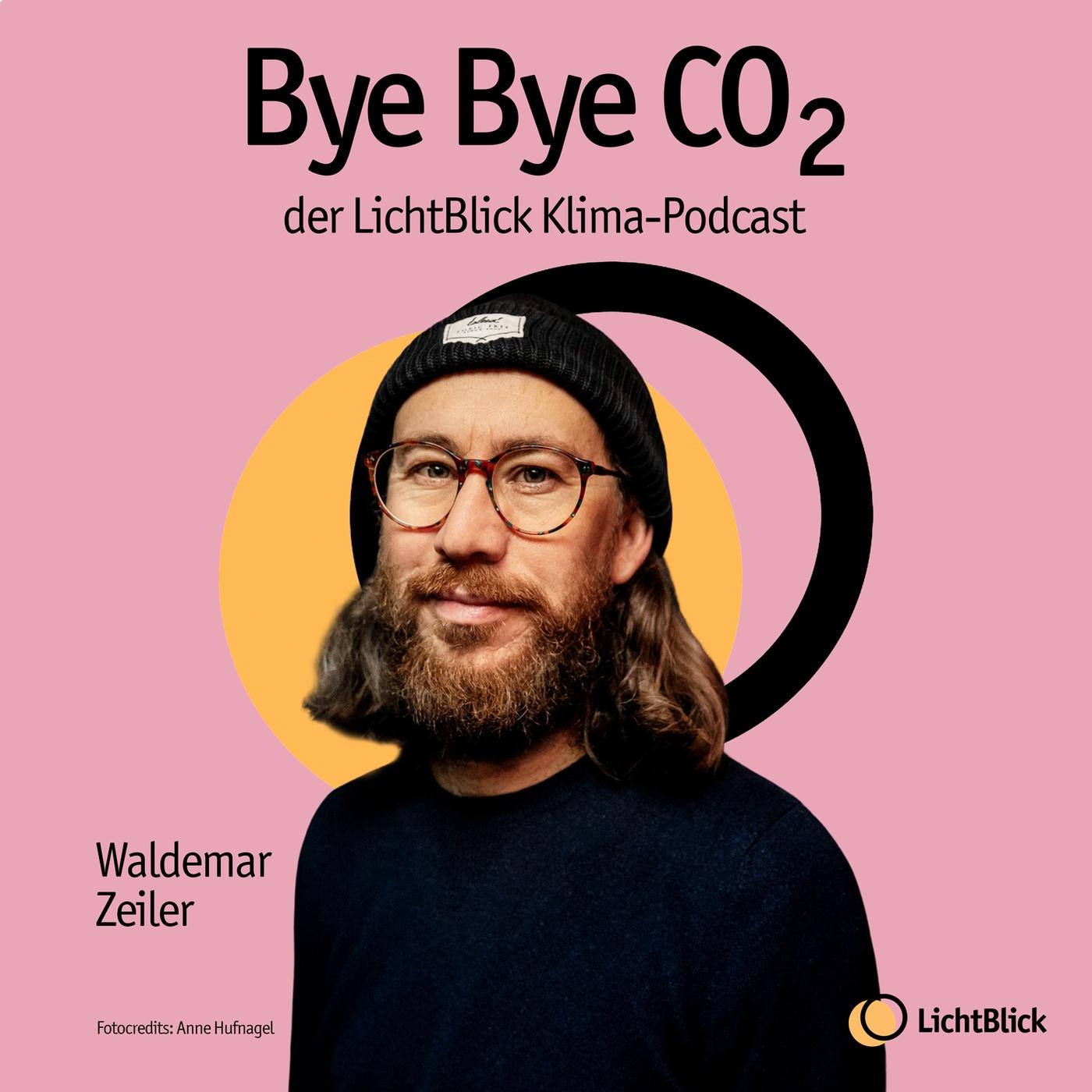 Systematische Lösungen für eine Welt ohne Klimasünder - Waldemar Zeiler über die Zukunft unserer Wirtschaft